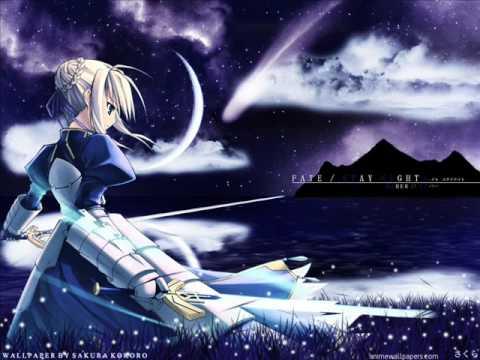 Fate/Stay Night - Anime OST - Unmei No Yoru