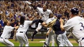 Milwaukee Brewers Greatest Moments