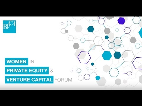 BVCA Women in Private Equity Forum 2016