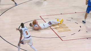 Jokic Ast on the Floor! Porzingis Logo 3! 2020-21 NBA Season