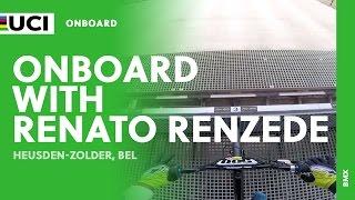 Onboard with Renato Renzede in Heusden-Zolder (BEL)