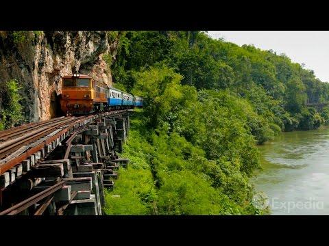 วีดีโอ คู่มือท่องเที่ยวกาญจนบุรี | ExpediaTH
