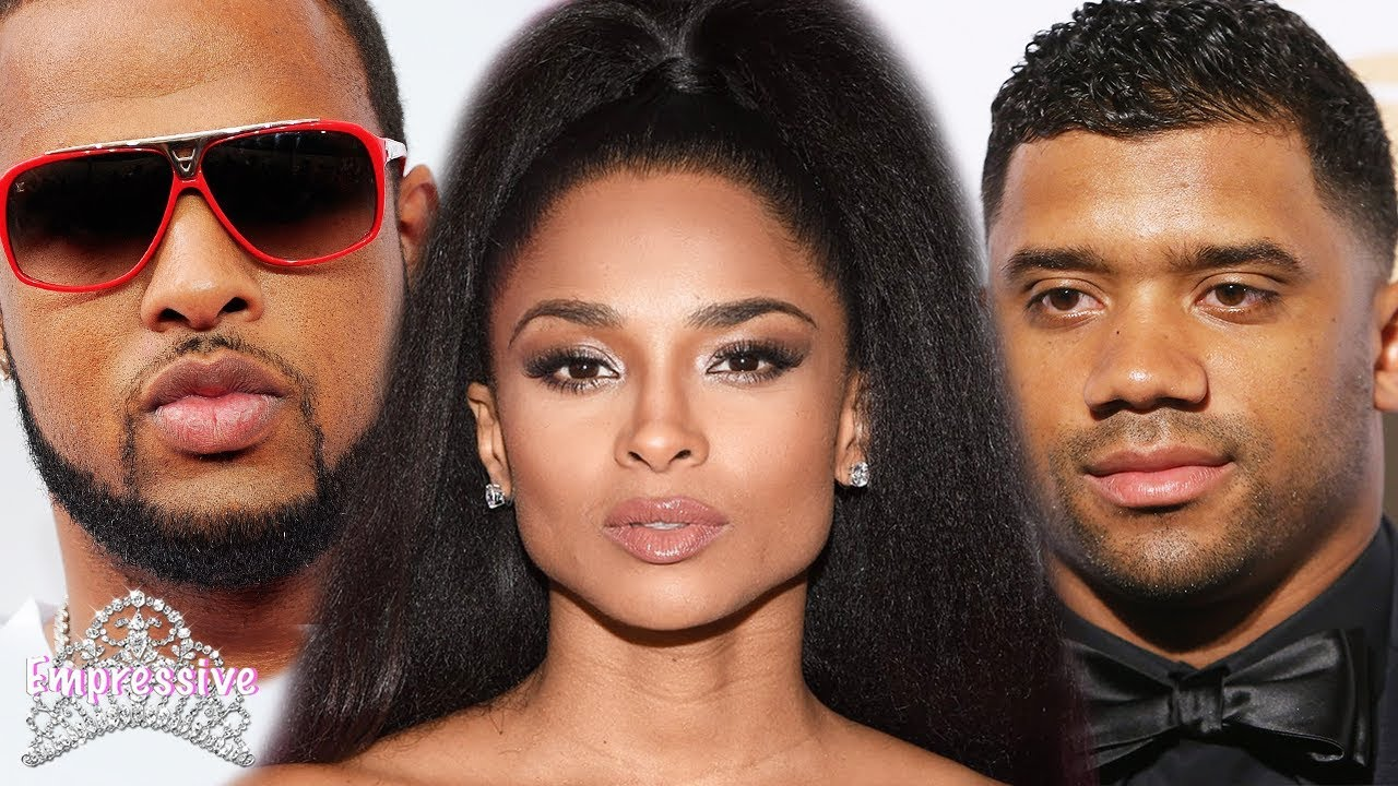 """Ciara claps back at Slim Thug for calling Russell Wilson """"corny"""""""