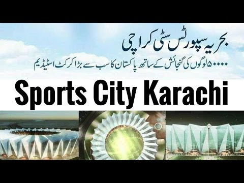 Sports City Karachi Bahria Town Updates Precinct 34 to Precinct 45 Covered by PMS at Karachi Office