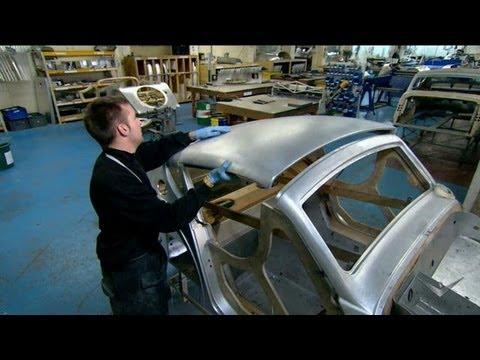 morgan craftsmanship how it 39 s made dream cars youtube. Black Bedroom Furniture Sets. Home Design Ideas