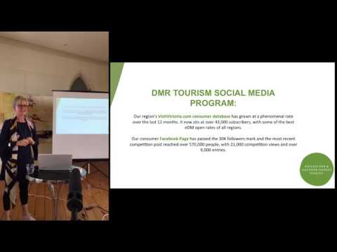 Dalesford and Macedon Ranges Regional Tourism Board - Industry Briefing - DEC 7th 2016