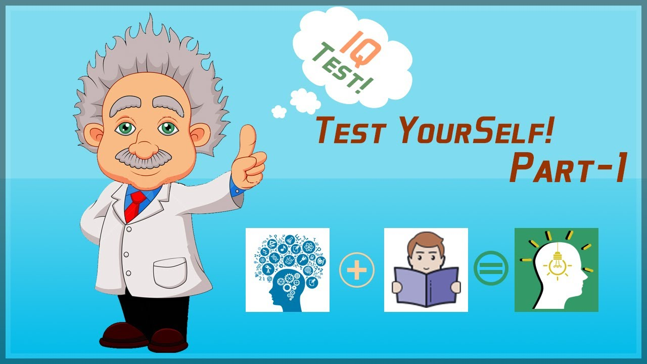 IQ test for Genius| Brain IQ Question and Answer Part-1 ...