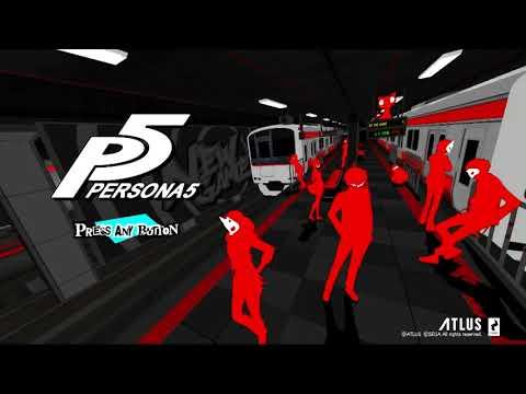 Persona 5 - The Pure Positivity Stream (Stream One)