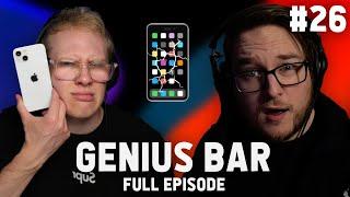 Sam BROKE his new iPhone 13! | Genius Bar Ep. 26