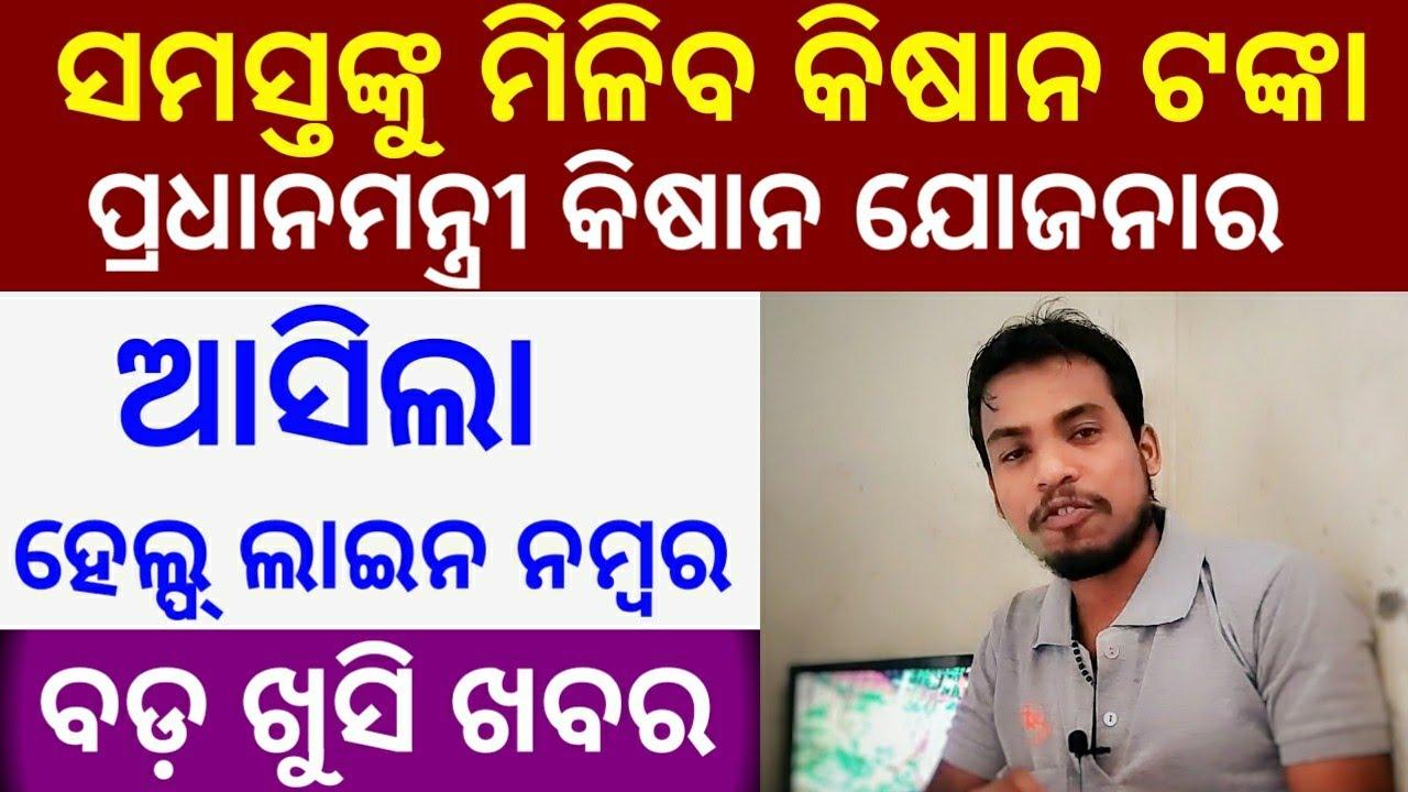 pm kisan samman nidhi helpline number ||pm kisan yojana odisha ||pm kisan  odisha