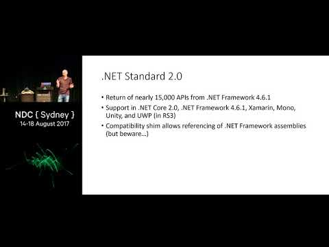 What's new in ASP.NET Core 2.0 - Damian Edwards
