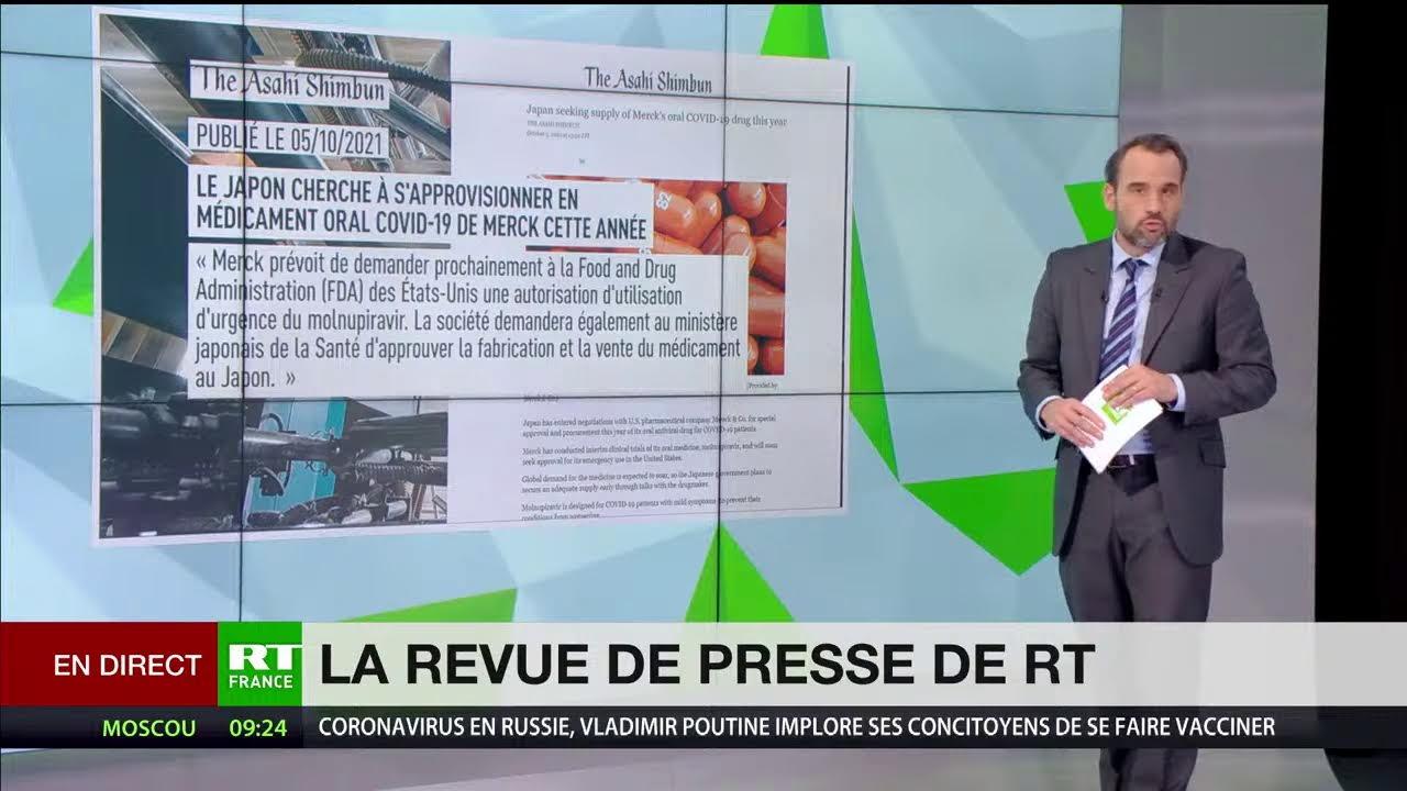 Download La matinale de RT France - 21 octobre