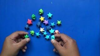 Origami Estrellita de papel