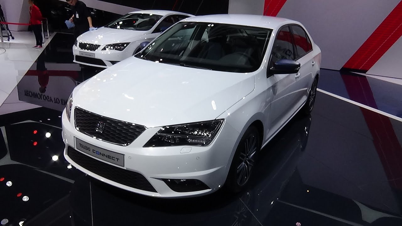 2016 seat toledo connect exterior and interior iaa frankfurt 2015 youtube. Black Bedroom Furniture Sets. Home Design Ideas