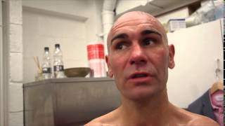 FORMER WORLD CHAMPION STUART HALL RETURNS TO ACTION WITH POINTS WIN OVER EDWIN TELLEZ - POST FIGHT