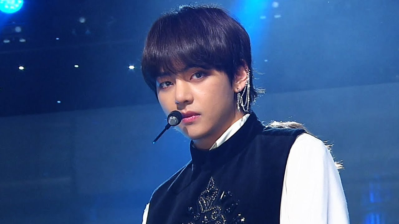 Pinks Hair Style: FAKE LOVE 교차편집 (Stage Mix)
