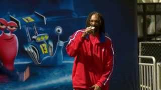 Скачать Snoop Dogg Let The Bass Go Live Performance
