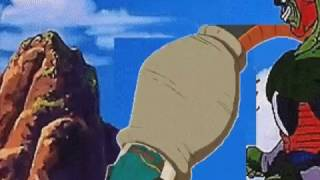 Semi Cell Absorbs Android 18 (montage)