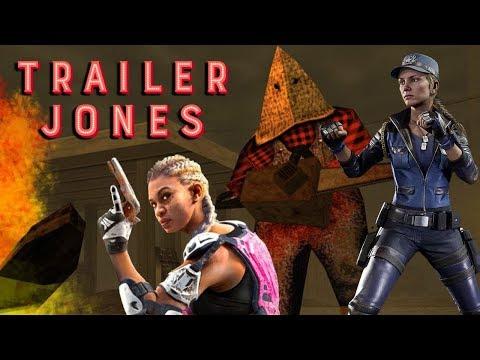 Trailer Jones - Dusk, Far Cry: New Dawn, and Mortal Kombat 11 thumbnail