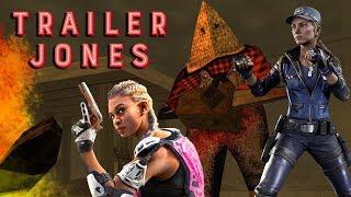 Trailer Jones - Dusk, Far Cry New Dawn, and Mortal Kombat 11