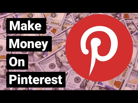 How To Make Money on Pinterest – Free Pinterest Course!