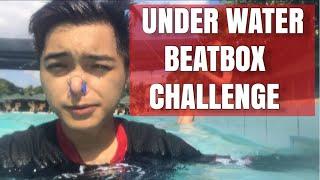 AD BEAT | Beatbox Challenge - Under Water
