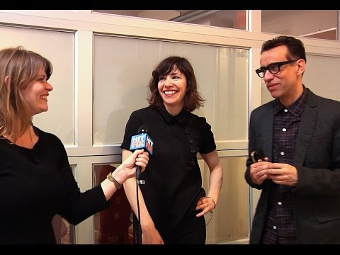 arrie Brownstein and Fred Armisen talk 'Portlandia' and 'Real Estate'