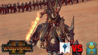 High Elves vs. Tomb Kings - TYRION