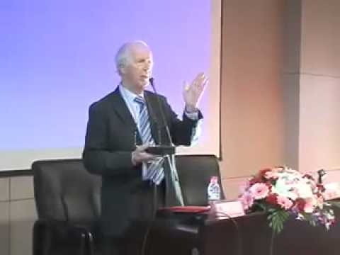 'How the world works: Letters to Lily', Lecture in 2011