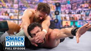 WWE SmackDown Full Episode, 30 April 2021