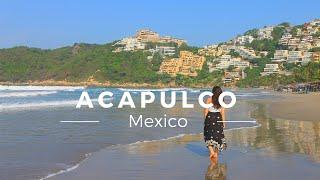 Exploring Incredible Acapulco!