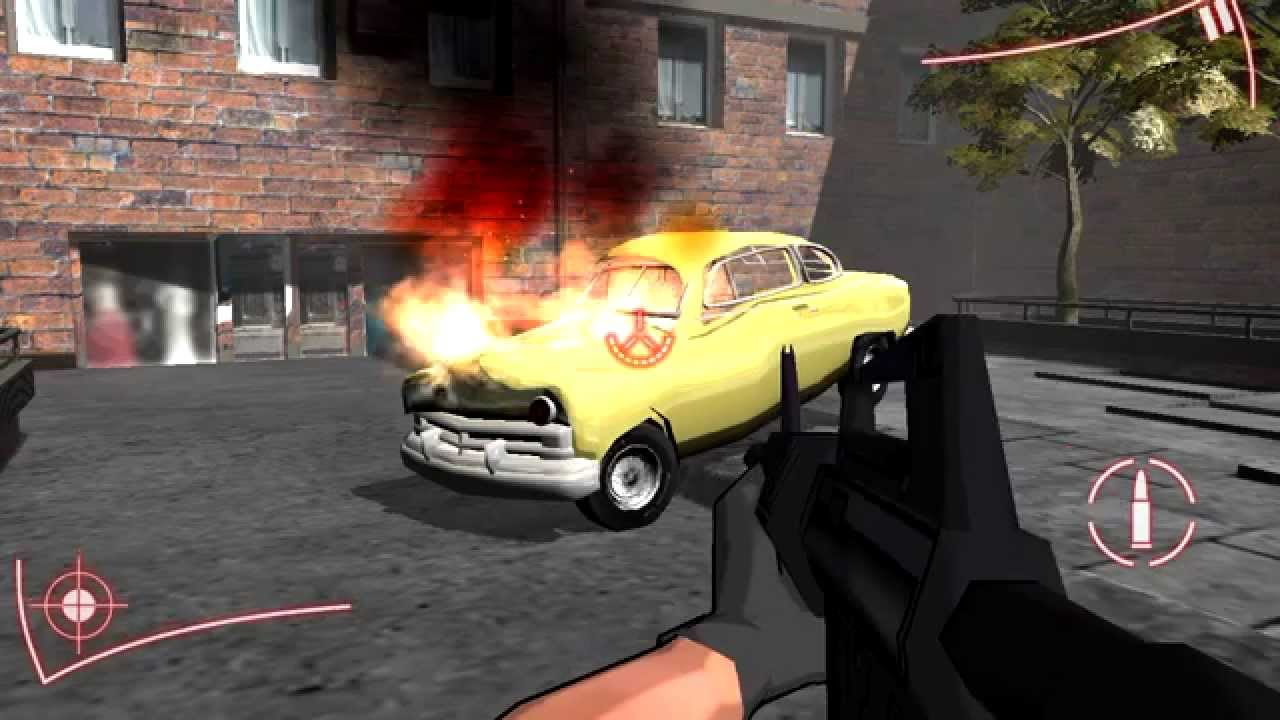 Shoot The Car Free Gun Game Full Android Apk Download