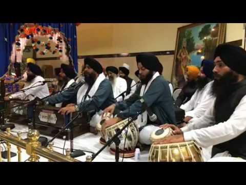(Heart Touching Kirtan) Tere Bharose Pyare - Bhai Satvinder Singh Ji & Harvinder Singh Ji Delhi Wale