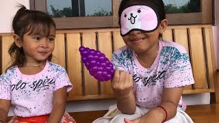 Seru Tebak tebakan Nama Mainan Tutup Mata - Blindfolded Kids...