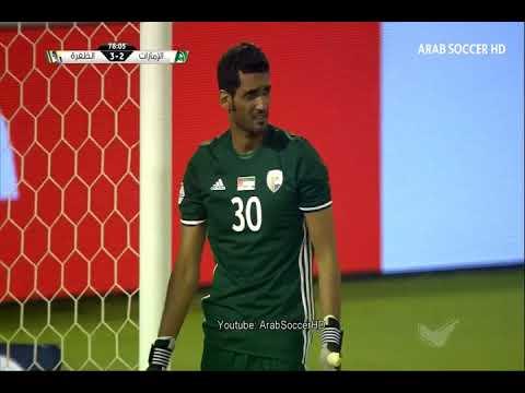 Sebastian Leto 1st goal with Emirates FC