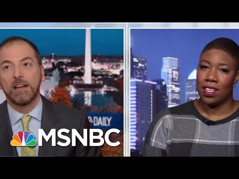 Symone Sanders: 'We Are Not Concerned' By Bloomberg's Candidacy | MTP Daily | MSNBC