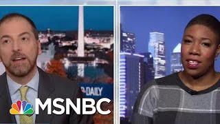 Symone Sanders: 'We Are Not Concerned' By Bloomberg's Candidacy   MTP Daily   MSNBC