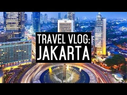 Travel With Me : Jakarta, Indonesia | What I eat episode