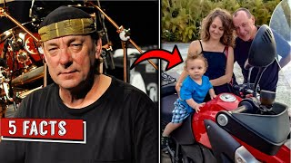 5 Things You Didn't Know About Neil Peart Of Rush | Greatest Drummer || TEEN STAR #240