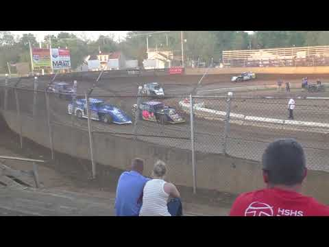Belle-Clair Speedway May 11, 2018 Modified Heat