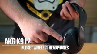 Akg K912 Wireless Headphones Setup 27f4d008e3