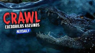 Cocodrilos Asesinos (Crawl) EN 8 MINUTOS