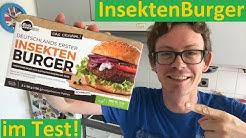 Insektenburger von Bugfoundation Test: Wie der Burger aus Insekten schmeckt & wo man ihn kaufen kann
