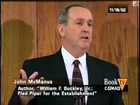William F. Buckley, Jr.: Pied Piper for the Establishment   John F. McManus
