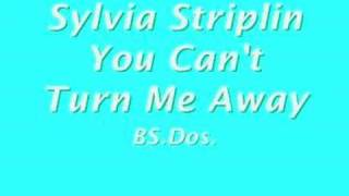 Sylvia Striplin ~ You Can
