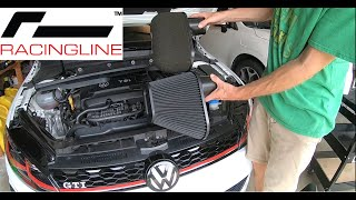 homepage tile video photo for 2018 VW GTI SE Ep.382: Filter Swap on the Volkswagen Racing R600 Intake + DRIVE!