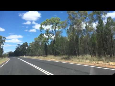 A Drive Around the Darling Downs