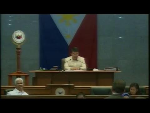 Senate Session No. 41 (December 12, 2017)