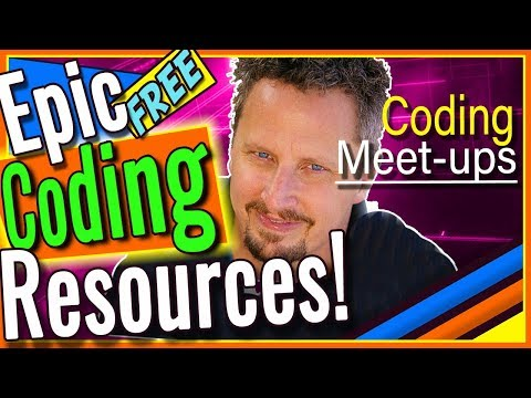 Coding Meetups - Are They for YOU? - Coding Resources 2018