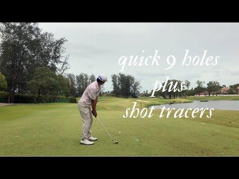 9 holes of golf at laguna golf phuket